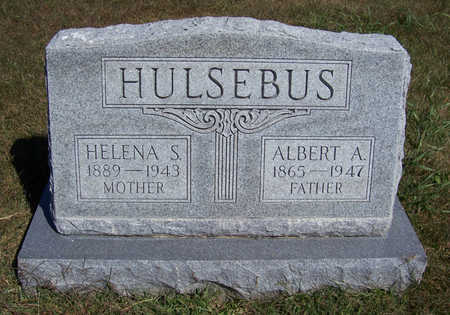 HULSEBUS, HELENA S. (MOTHER) - Shelby County, Iowa | HELENA S. (MOTHER) HULSEBUS