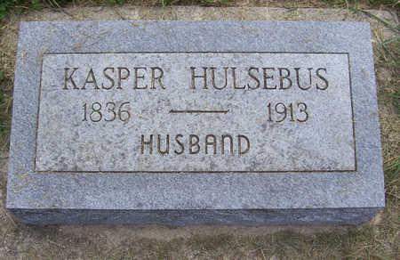 HULSEBUS, KASPER (HUSBAND) - Shelby County, Iowa   KASPER (HUSBAND) HULSEBUS