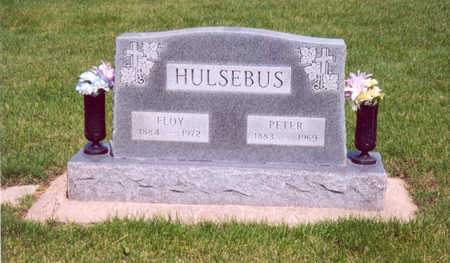 HULSEBUS, PETER - Shelby County, Iowa | PETER HULSEBUS