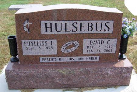 HULSEBUS, PHYLLISS L. - Shelby County, Iowa | PHYLLISS L. HULSEBUS