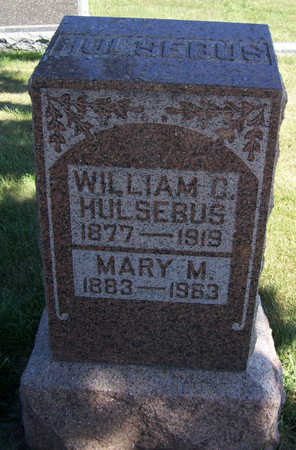 HULSEBUS, MARY M. - Shelby County, Iowa | MARY M. HULSEBUS