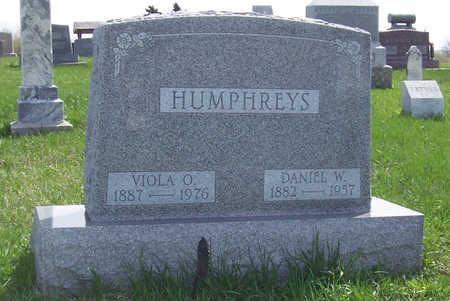 HUMPHREYS, VIOLA O. - Shelby County, Iowa | VIOLA O. HUMPHREYS
