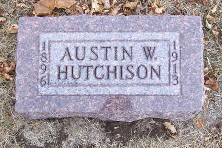 HUTCHISON, AUSTIN W. - Shelby County, Iowa | AUSTIN W. HUTCHISON