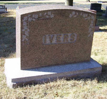 IVERS, HENRY J. & ANNA E. (LOT) - Shelby County, Iowa | HENRY J. & ANNA E. (LOT) IVERS