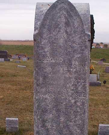 IVERSEN, ANNA B - Shelby County, Iowa | ANNA B IVERSEN
