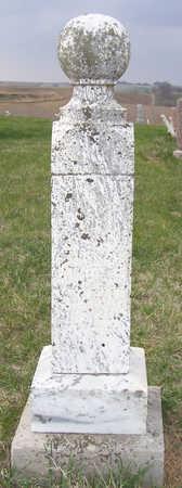 JACKSON, LEWIS E. - Shelby County, Iowa | LEWIS E. JACKSON