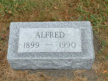 JACOBSEN, ALFRED - Shelby County, Iowa | ALFRED JACOBSEN