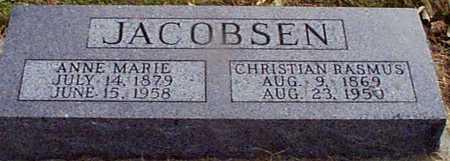 JACOBSEN, CHRISTIAN RASMUS - Shelby County, Iowa | CHRISTIAN RASMUS JACOBSEN