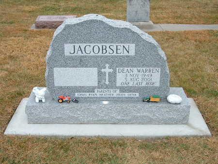 JACOBSEN, DEAN WARREN - Shelby County, Iowa | DEAN WARREN JACOBSEN
