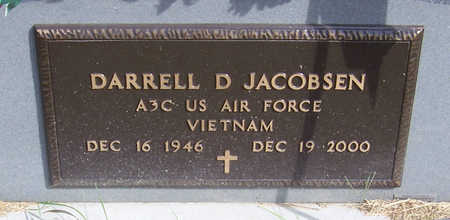JACOBSEN, DARRELL D. (MILITARY) - Shelby County, Iowa | DARRELL D. (MILITARY) JACOBSEN