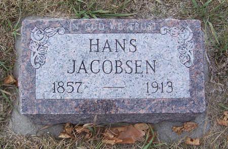 JACOBSEN, HANS - Shelby County, Iowa | HANS JACOBSEN