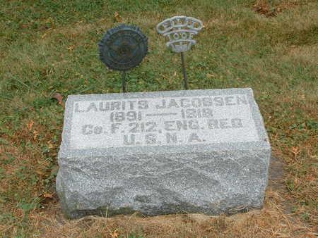 JACOBSEN, LAURITZ - Shelby County, Iowa | LAURITZ JACOBSEN