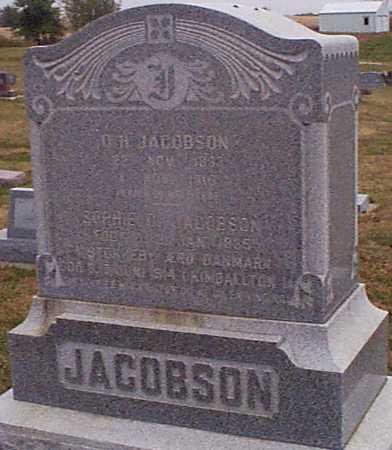 JACOBSEN, OLE H - Shelby County, Iowa | OLE H JACOBSEN