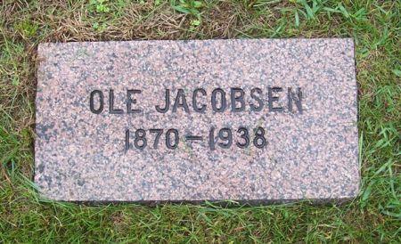 JACOBSEN, OLE - Shelby County, Iowa | OLE JACOBSEN