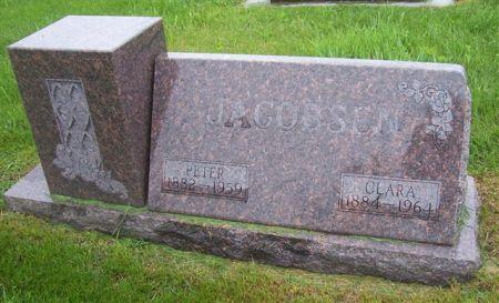 JACOBSEN, PETER - Shelby County, Iowa | PETER JACOBSEN