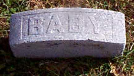 JAMES, BABY - Shelby County, Iowa | BABY JAMES