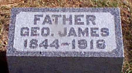 JAMES, GEORGE - Shelby County, Iowa | GEORGE JAMES