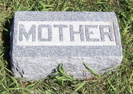 JANSSEN, ANNA M. (MOTHER) - Shelby County, Iowa | ANNA M. (MOTHER) JANSSEN