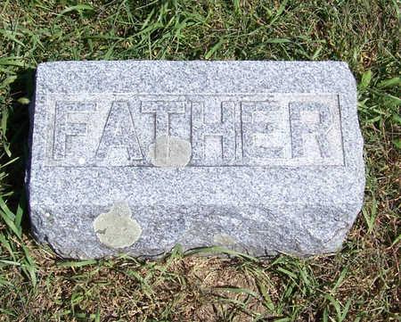 JANSSEN, HINRICH (FATHER) - Shelby County, Iowa | HINRICH (FATHER) JANSSEN