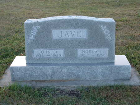 JAVE, NORMA L - Shelby County, Iowa | NORMA L JAVE
