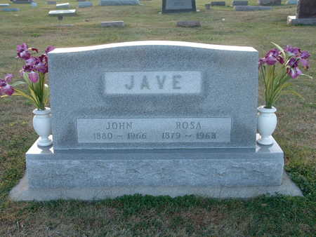 HENNINGS JAVE, ROSA - Shelby County, Iowa | ROSA HENNINGS JAVE
