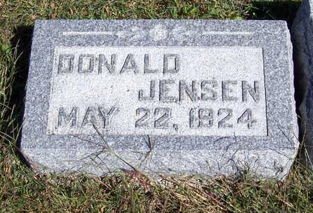JENSEN, DONALD - Shelby County, Iowa | DONALD JENSEN