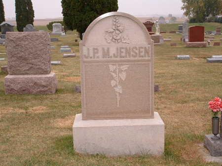 JENSEN, J. P. M. - Shelby County, Iowa | J. P. M. JENSEN