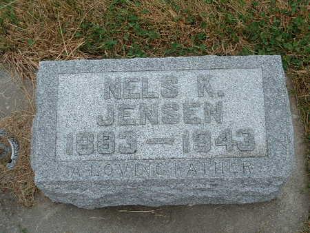 JENSEN, NELS K - Shelby County, Iowa | NELS K JENSEN