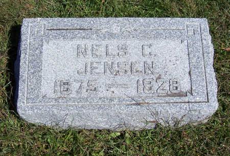 JENSEN, NELS C. - Shelby County, Iowa | NELS C. JENSEN