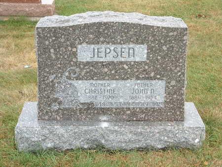 JEPSEN, CHRISTINE - Shelby County, Iowa | CHRISTINE JEPSEN