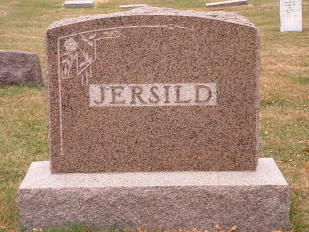 JERSILD, THOMAS N REV - Shelby County, Iowa | THOMAS N REV JERSILD
