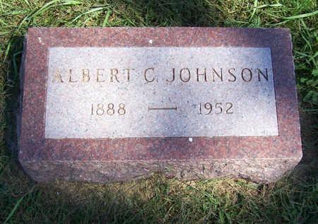 JOHNSON, ALBERT C. - Shelby County, Iowa | ALBERT C. JOHNSON