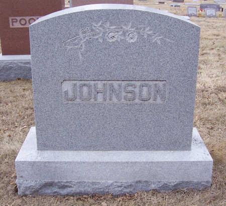 JOHNSON, CHRISTIAN JACOB & ELSE MARIE (LOT) - Shelby County, Iowa | CHRISTIAN JACOB & ELSE MARIE (LOT) JOHNSON
