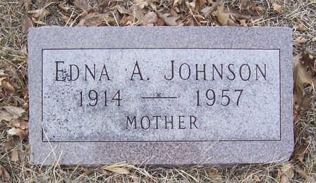 JOHNSON, EDNA A. (MOTHER) - Shelby County, Iowa | EDNA A. (MOTHER) JOHNSON