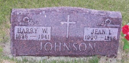 JOHNSON, HARRY W. - Shelby County, Iowa | HARRY W. JOHNSON