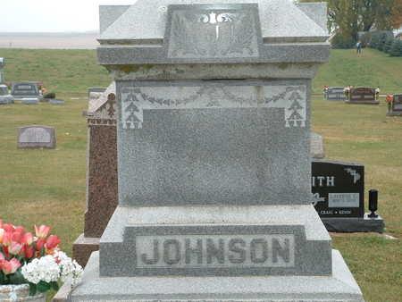JOHNSON, JOHN P - Shelby County, Iowa | JOHN P JOHNSON