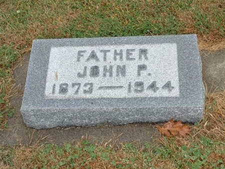 JOHNSON, JOHN P - Shelby County, Iowa   JOHN P JOHNSON