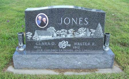 JONES, CLARA O. - Shelby County, Iowa | CLARA O. JONES