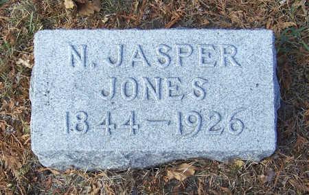 JONES, N. JASPER - Shelby County, Iowa | N. JASPER JONES