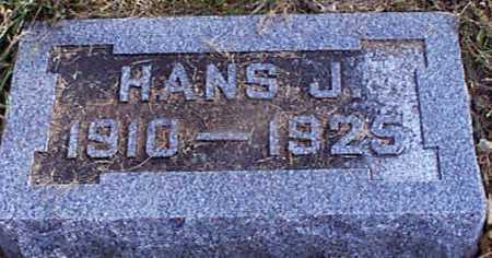 JORGENSEN, HANS J - Shelby County, Iowa | HANS J JORGENSEN