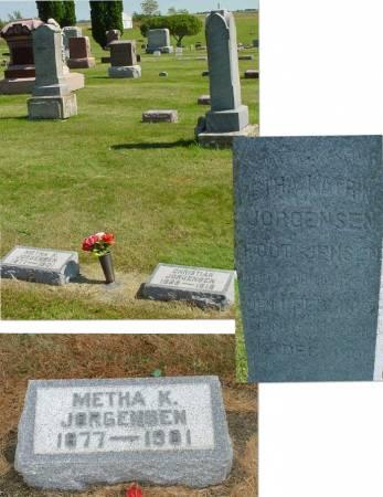 JORGENSEN, METHA K - Shelby County, Iowa | METHA K JORGENSEN