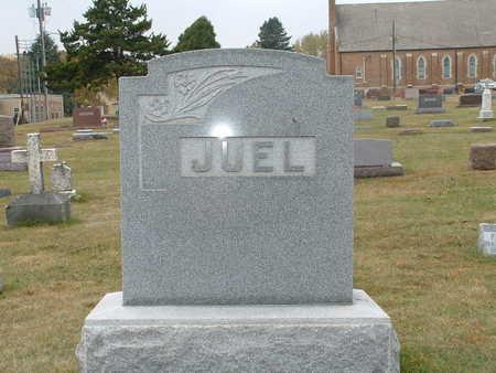JUEL, HANS NIELSEN - Shelby County, Iowa | HANS NIELSEN JUEL