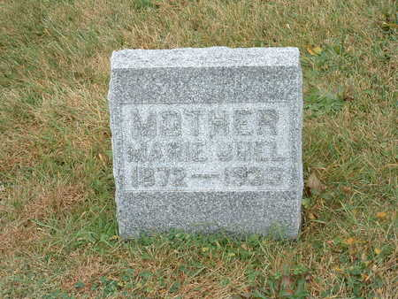 JUEL, MARIE - Shelby County, Iowa | MARIE JUEL