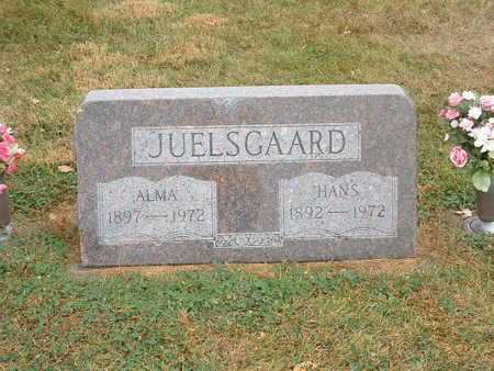 JUELSGAARD, HANS - Shelby County, Iowa | HANS JUELSGAARD