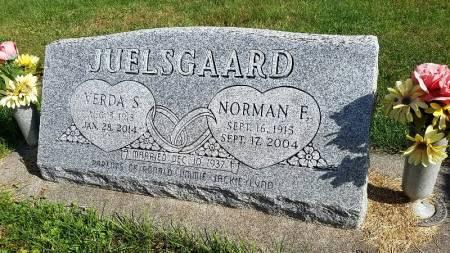 JUELSGAARD, NORMAN F - Shelby County, Iowa | NORMAN F JUELSGAARD