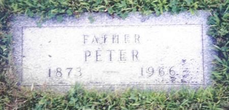 JURSCHAK, PETER - Shelby County, Iowa | PETER JURSCHAK