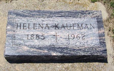 KAUFMAN, HELENA - Shelby County, Iowa   HELENA KAUFMAN