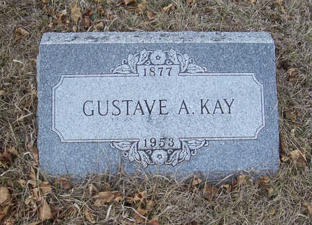 KAY, GUSTAVE A. - Shelby County, Iowa | GUSTAVE A. KAY