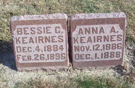 KEAIRNES, ANNA A. - Shelby County, Iowa   ANNA A. KEAIRNES