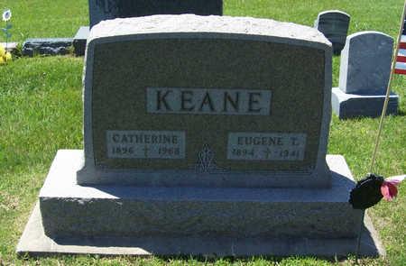 KEANE, EUGENE T. - Shelby County, Iowa | EUGENE T. KEANE